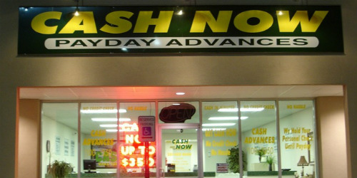 ten facts about payday loans