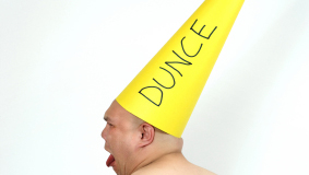 dunce pic